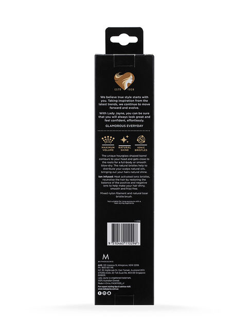 Salon Pro Hourglass Styling Brush