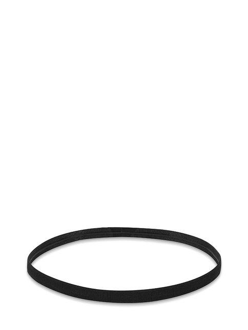 Black Elastic Non-Slip Headband - 2 Pk