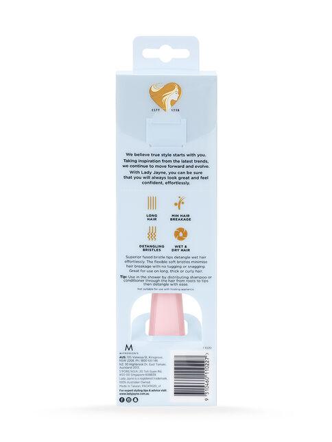 Pink Tangle Pro Wet Detangling Brush