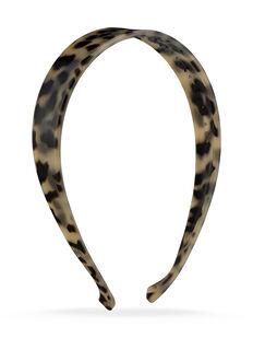 Thick Flexi Headband - Dark Tortoiseshell
