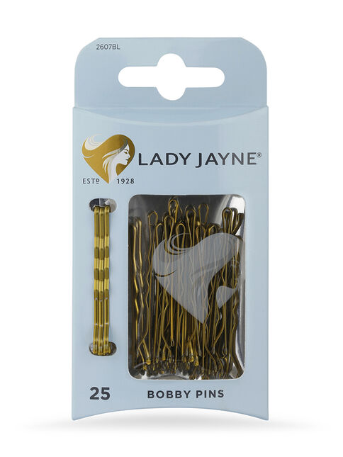 Blonde Bobby Pins - 25 Pk