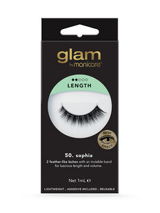 50. Sophia Mink Effect Lashes