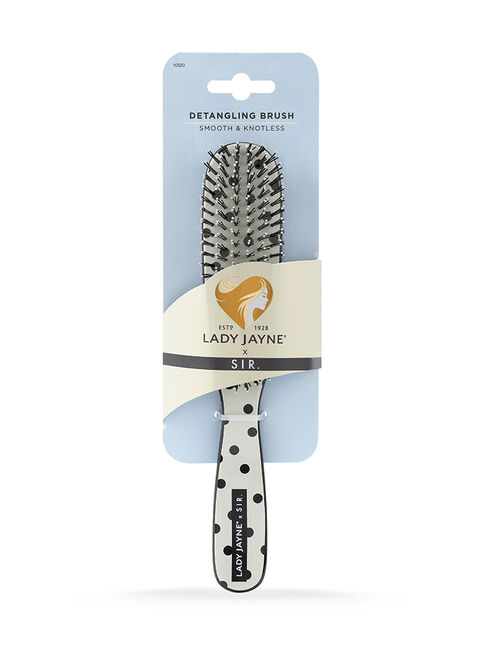 SIR. Limited Edition Smooth & Knotless Detangling Brush - Large