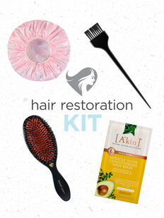 At Home Hair Restoration Kit