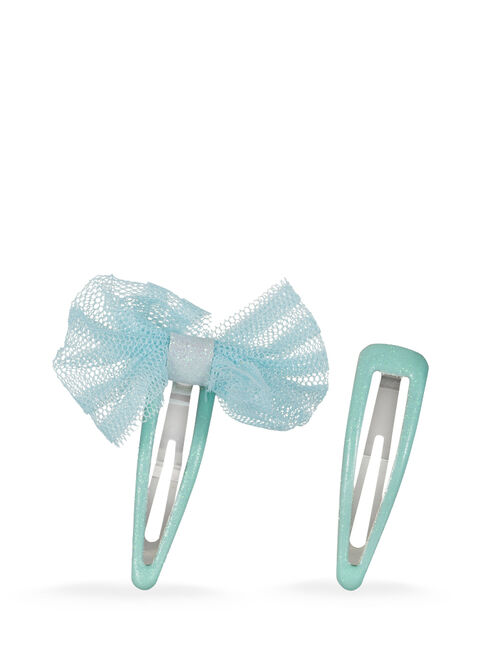 Bow Clips 4 Pack