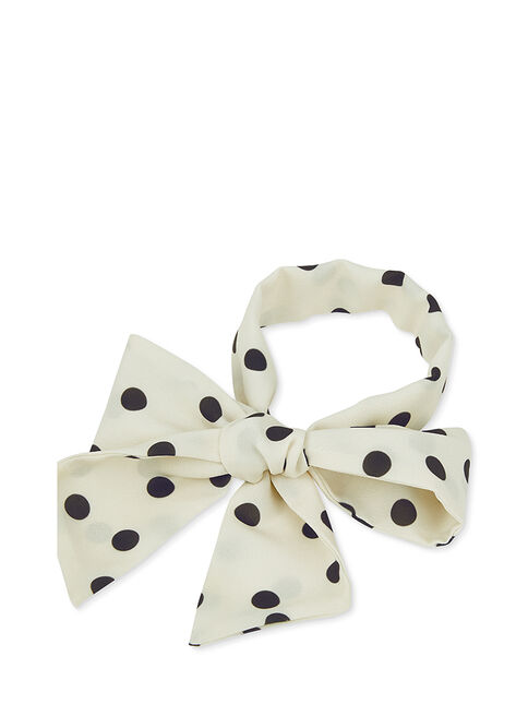 Lady Jayne x SIR. Limited Edition Scarf Hair Tie