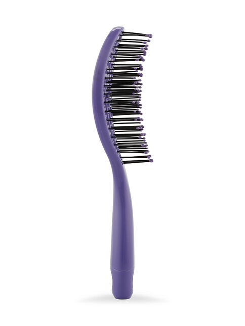 Flexi-Glide Brush Purse-Sized