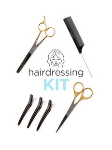 At Home Hairdressing Kit