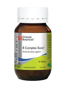 B Complex Excel