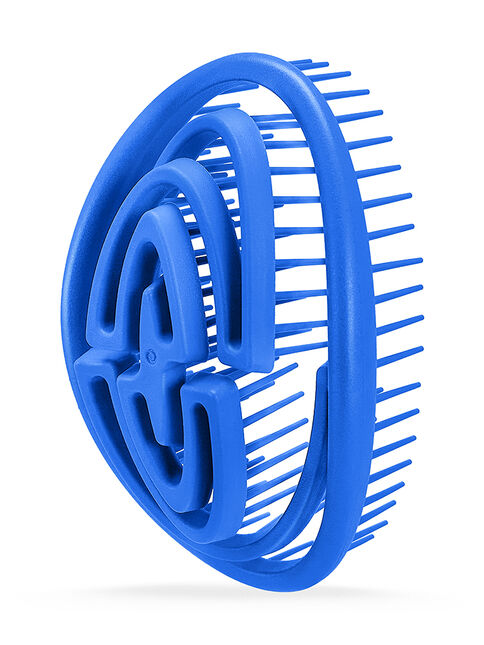Cobalt Blue 3D Flexi-Glide Detangling Brush
