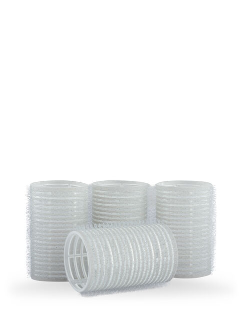 Extra Large Self-holding Rollers - 4 Pk