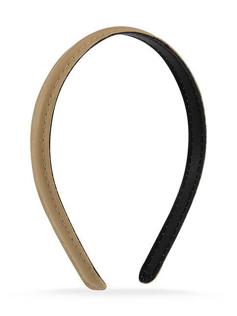 Thin Headband - Latte