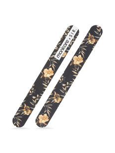 Limited Edition Fashion Nail Shapers 2pk - Carmen Floral