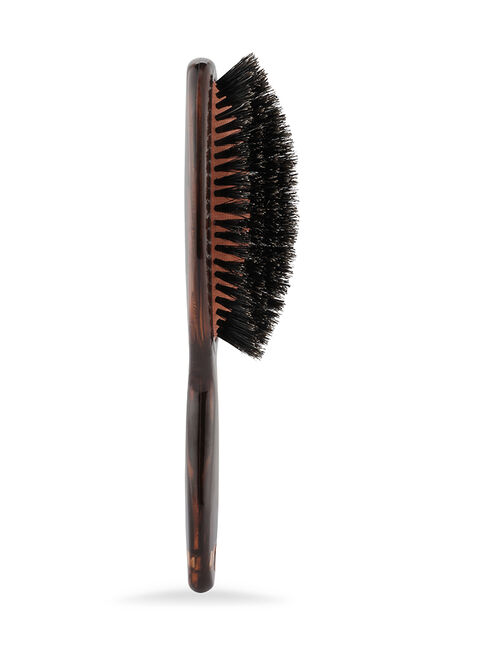 Purse-Sized Boar Bristle Pad Brush