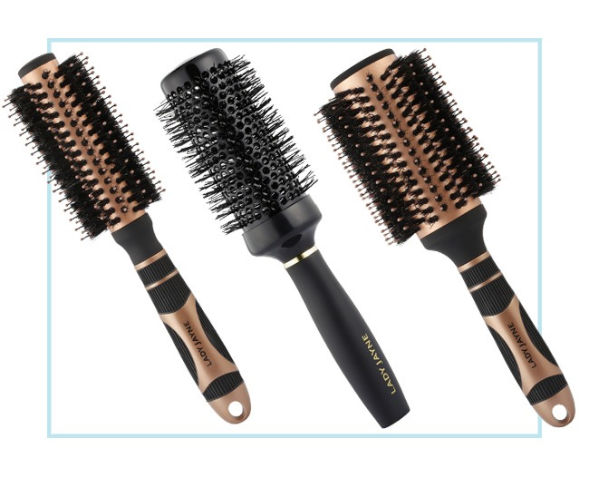 Lady Jayne Hair Brush Guide